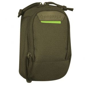 Propper 7x4 Two Pocket Media Pouch with MOLLE Olive