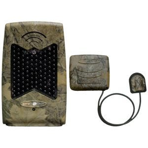SpyPoint Invisible Black Flash LED's Wireless IR Booster Camo
