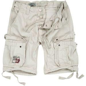 Surplus Airborne Vintage Shorts Off-White
