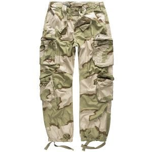 Surplus Airborne Vintage Trousers 3-Colour Desert