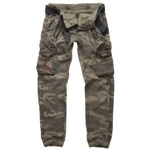 Surplus Royal Traveler Slimmy Trousers Royal Camo
