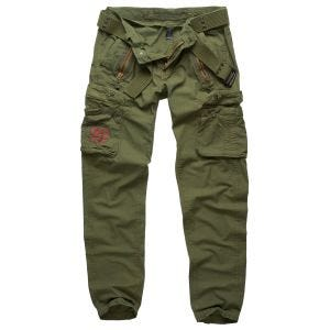 Surplus Royal Traveler Slimmy Trousers Royal Green