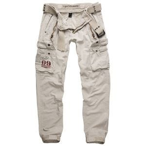 Surplus Royal Traveler Slimmy Trousers Royal White