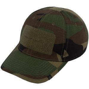 Pentagon Tactical 2.0 BB Cap Rip-Stop Woodland