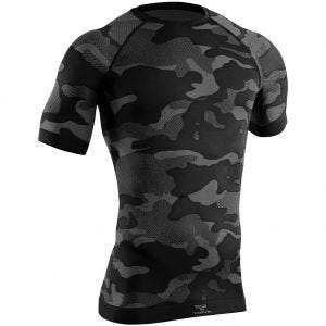 Tervel Optiline Light Tactical Shirt Short Sleeve Black / Gray