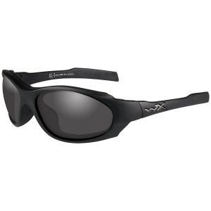 Wiley X XL-1 Advanced COMM Glasses - Smoke Gray + Clear / Matte Black Frame