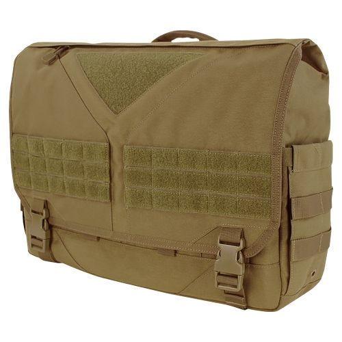 Condor Scythe Messenger Bag Tan