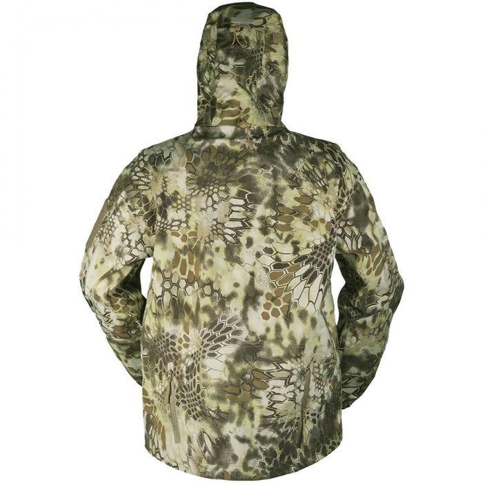 Mil-Tec Hardshell Breathable Jacket Mandra Tan