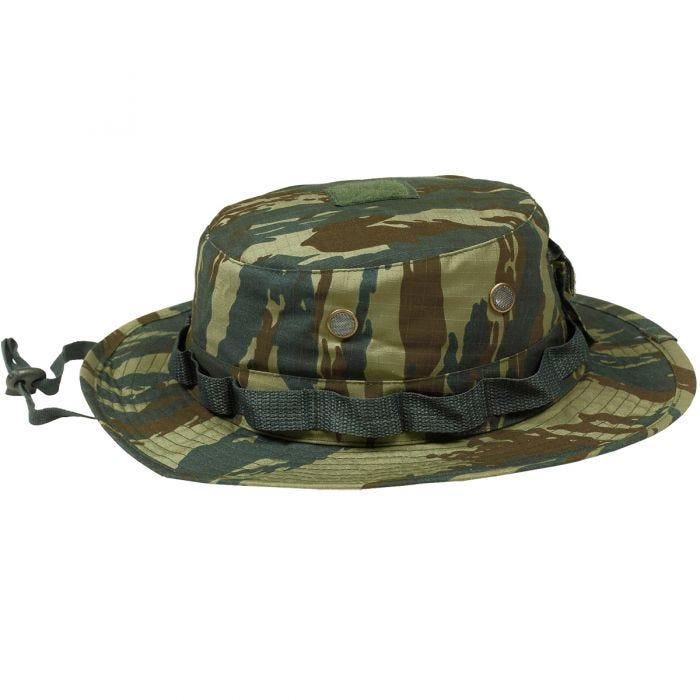 best authentic 01cce 65a71 Pentagon Jungle Hat Rip-Stop Greek Lizard