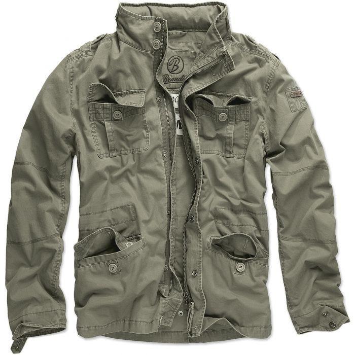 Brandit Britannia Jacket Olive