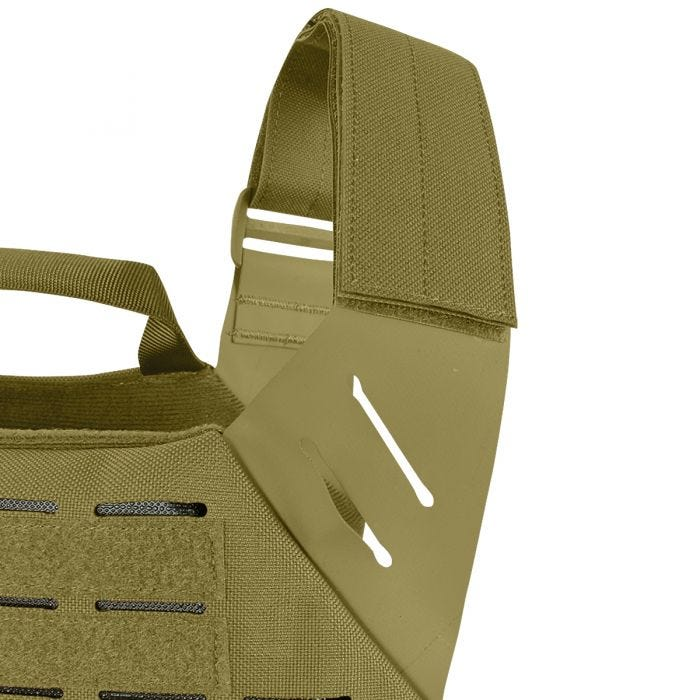 Condor Elite LCS Vanquish Plate Carrier Coyote Brown