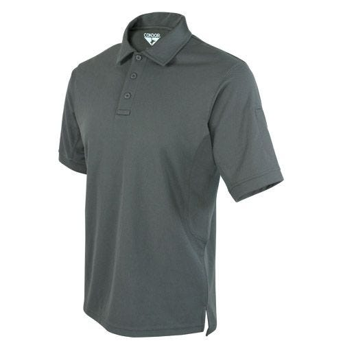 Condor Performance Tactical Polo Graphite
