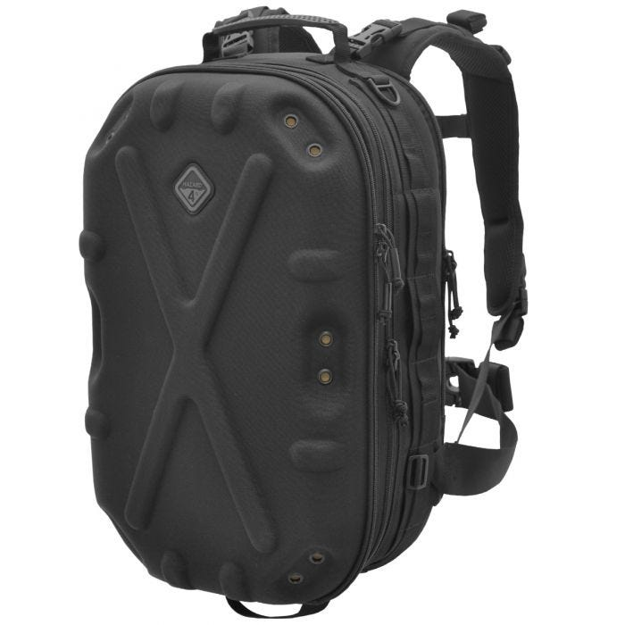 The Hazard 4 Pillbox Hardshell Daypack travel product recommended by Lukas on Lifney.