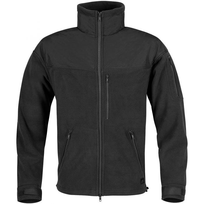 Helikon Classic Army Fleece Black