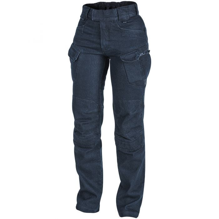Helikon Women's UTP Trousers Denim Blue