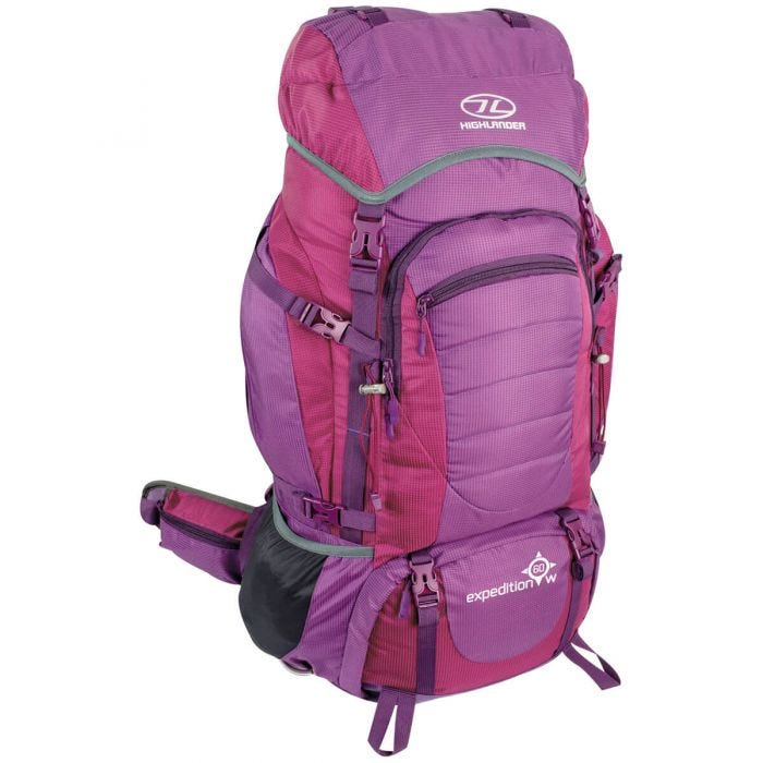 The Highlander Expedition 60W Rucksack travel product recommended by Lukas on Lifney.