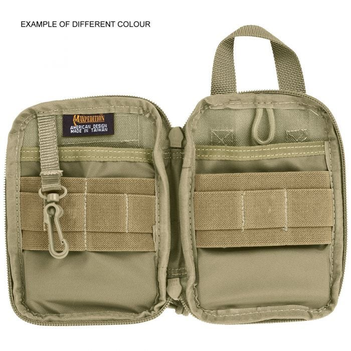 maxpedition mini  Maxpedition Mini Pocket Organizer Foliage Green