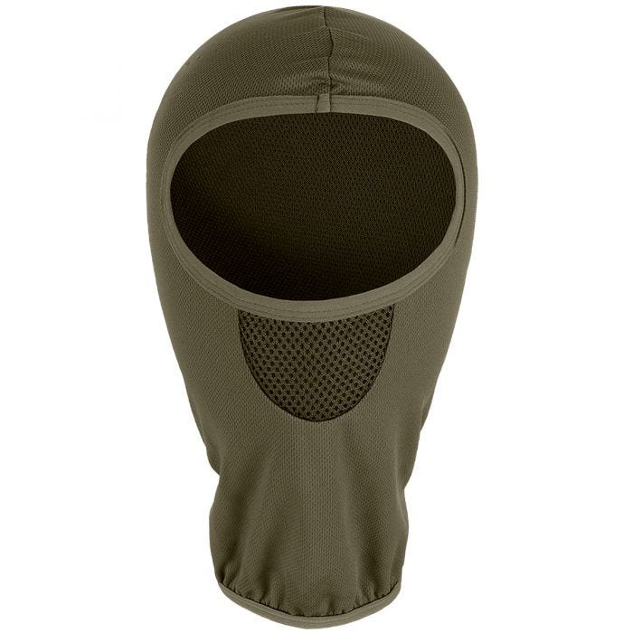 MFH Tactical 1 Hole Balaclava OD Green