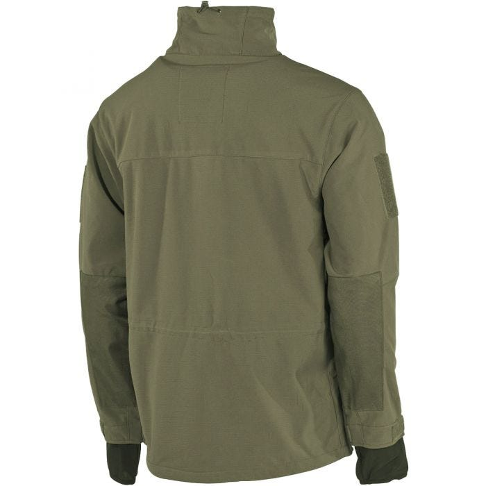 MFH High Defence Softshell Jacket OD Green