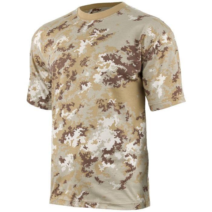 MFH T-shirt Vegetato Desert