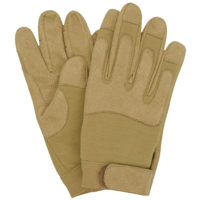 Mil-Tec Army Gloves Coyote