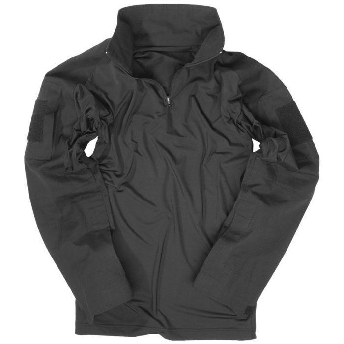 Mil-Tec Combat Shirt Black