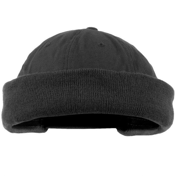 Mil-Tec Commando Cap Black