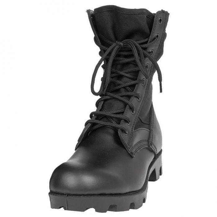 44fa67a05e38 US Jungle Combat Boots Black