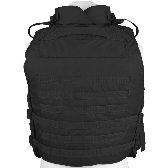Mil-Tec OTV Outer Tactical Vest Black