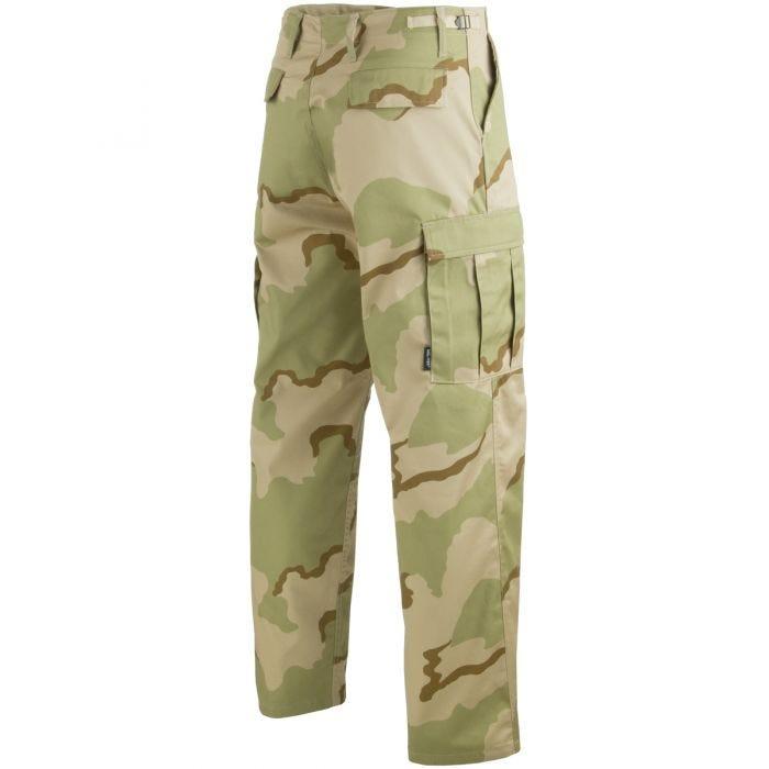 Mil-Tec BDU Ranger Combat Trousers 3-Color Desert