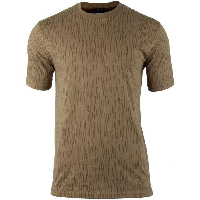 Mil-Tec T-shirt East German Camo