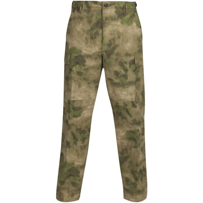 Propper BDU Trousers Button Fly Polycotton Ripstop A-TACS FG