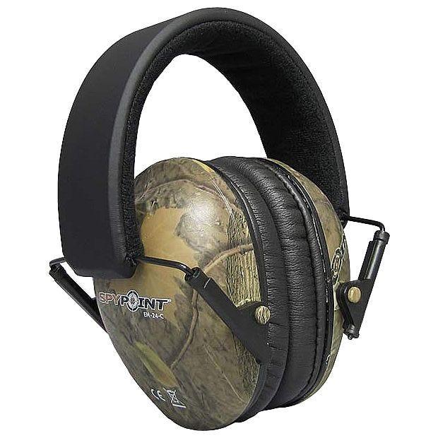SpyPoint Ear Muffs EM-24 Camo