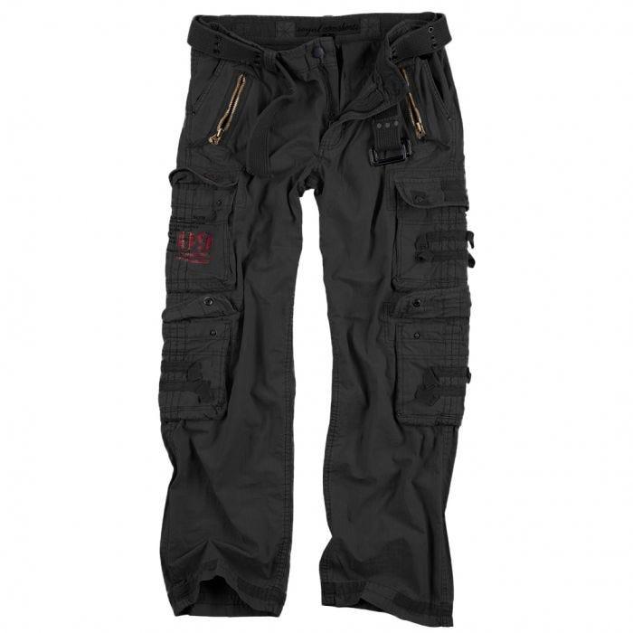 Surplus Royal Traveler Trousers Royal Black