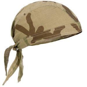 MFH Headwrap 3-Color Desert