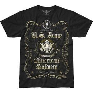7.62 Design Army Fighting Spirit Battlespace T-Shirt Black