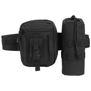 Brandit Waist Belt Bag Allround Black