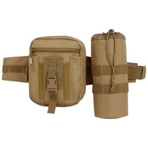 Brandit Waist Belt Bag Allround Camel