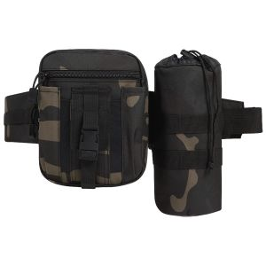 Brandit Waist Belt Bag Allround Dark Camo