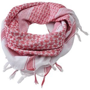 Brandit Shemag Scarf Red / White