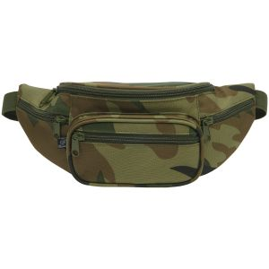 Brandit Waist Bag Woodland