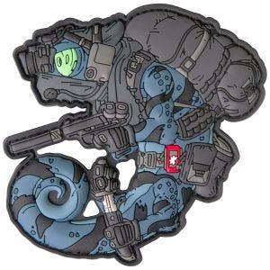 Helikon Chameleon Nightstalker Patch Blue/Black
