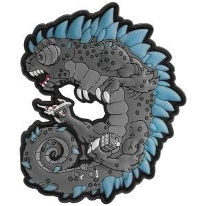 Patchlab Chameleozilla Operator Patch Gray/Blue