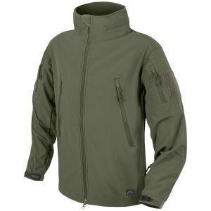 Helikon Gunfighter Soft Shell Jacket Taiga Green
