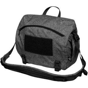 Helikon Urban Courier Bag Large Melange Black-Gray
