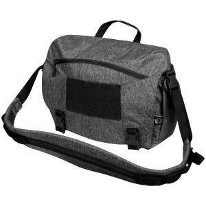 Helikon Urban Courier Bag Medium Melange Black-Gray