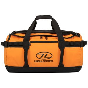 Highlander Storm Kitbag 65L Orange