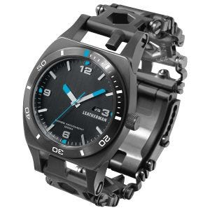 Leatherman Tread Tempo Watch Black