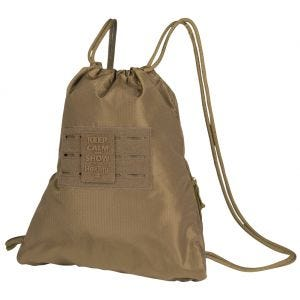 Mil-Tec Sports Bag HexTac Dark Coyote