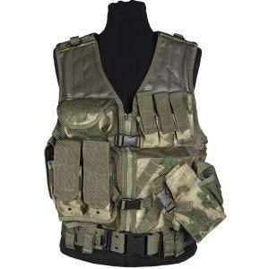 Mil-Tec USMC Tactical Vest MIL-TACS FG